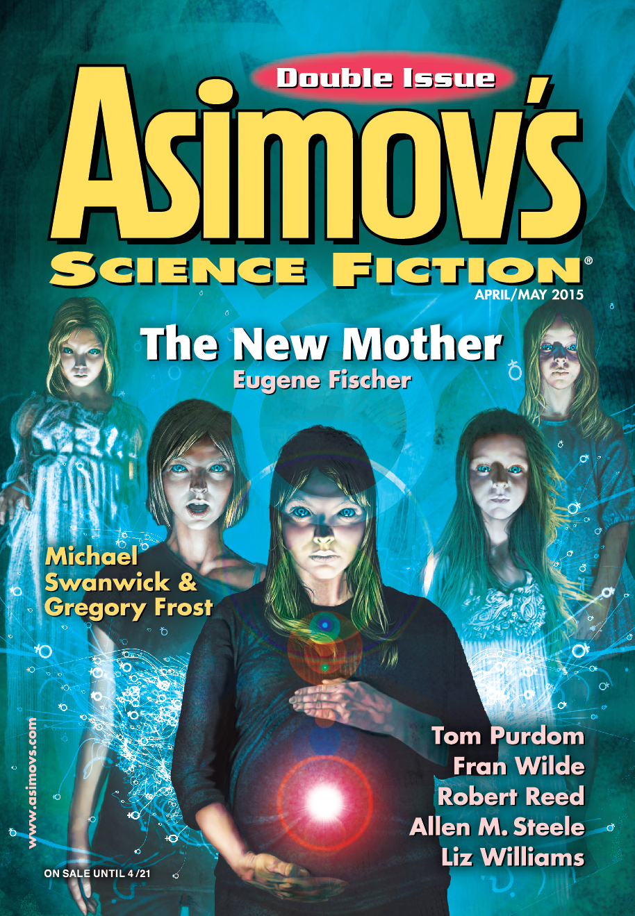 Asimov's April/May