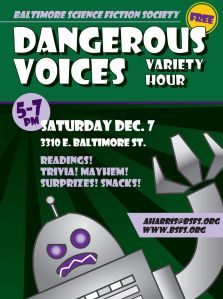Dangerous Voices Variety Hour