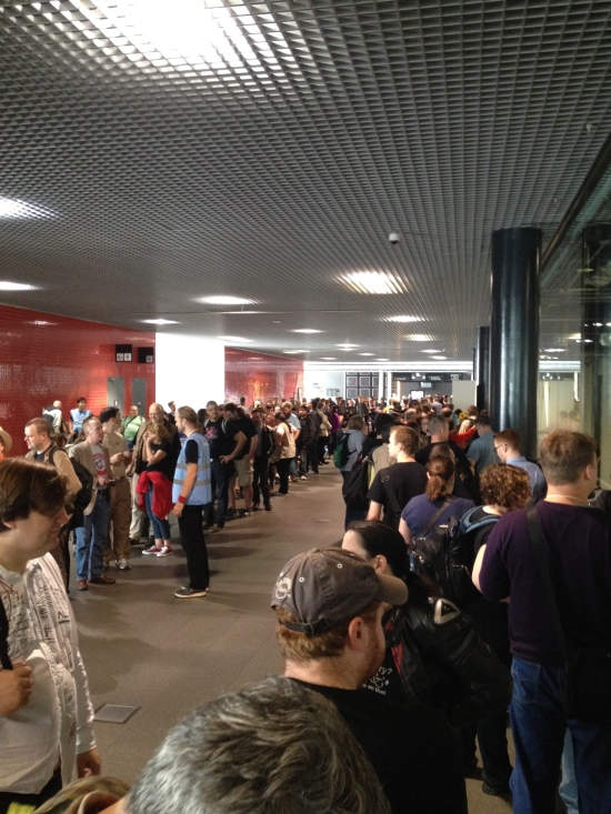 One does not simply walk into Loncon3