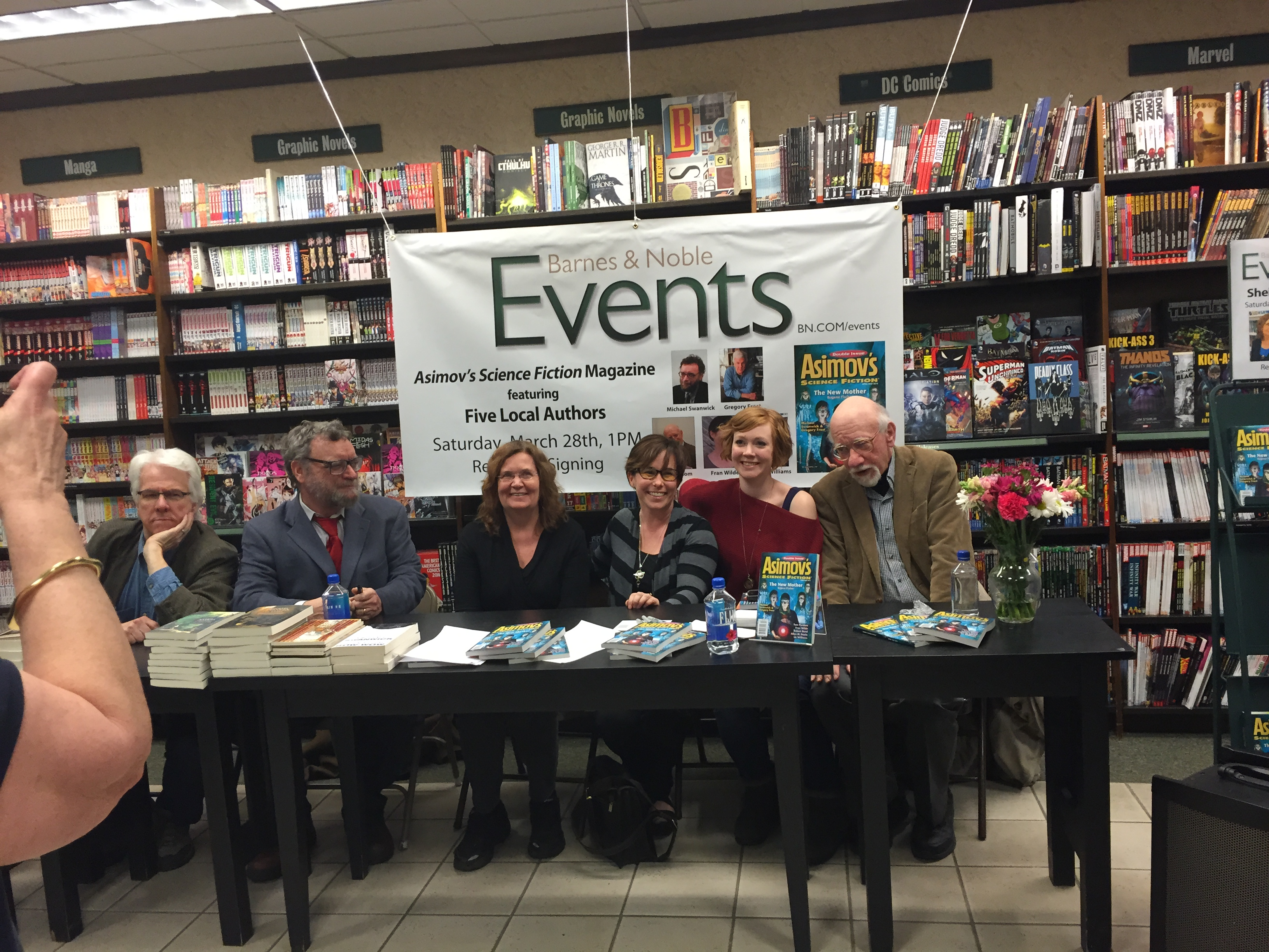 So This Was Fun Asimov39s At Barnes Amp Noble Fran Wilde  Barnes And Noble  Rebuu. Crain39s Chicago Business Chicago Business   jobs4education com