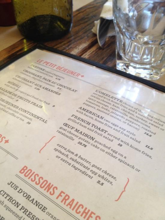 Delicious Noms at Cafe Grainne.